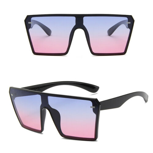 Fashion 2020 Oversized Square Sunglasses Women Driving Outdoor Glasses Eyewear