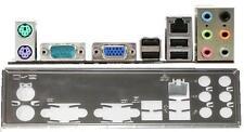 ATX Blende I/O shield MSI G31TM-P21 -P25 -P31 -P35 #209 io NEU OVP 740GM-P25