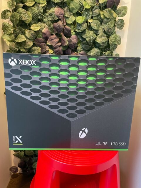 Microsoft Xbox Series X  Ships Today!