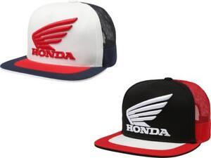 10996f3ae02af7 Fox Racing Honda Snapback Hat Cap Motocross Ken Roczen Supercross ...