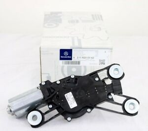 Mercedes-Benz Wischermotor (A2118200342)