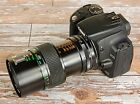 Stunning Sharp Canon EOS Digital fit Vivitar 55mm MACRO Lens F2.8 TRUE MACRO 1:1