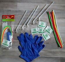 Ultimate Expanding Insulation Sealant Straw Bundle Great Stuff Foam Nozzles