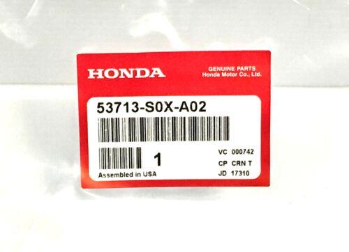 Genuine OEM Honda 53713-S0X-A02 Power Steering Pressure Hose 1999-2004 Odyssey