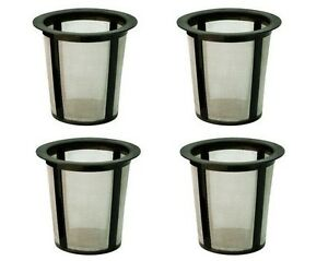 Refillable-Baskets-My-K-cup-Replacement-Reusable-Coffee-Filter-Keurig-4-Pack