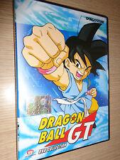 DVD N°2 DRAGONBALL GT DVD COLLECTION DRAGON BALL DE AGOSTINI EPISODI 3-4