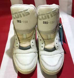 43193971fe75 Vintage RARE Nos 80s Converse Ms Cons Erx 150 shoes hi-tops Zack ...