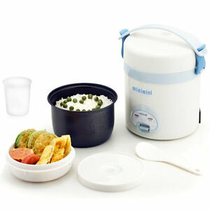 KitchenArt-Minimini-Electronic-Rice-Cooker-Steamer-for-1-2-People-220W-Korea