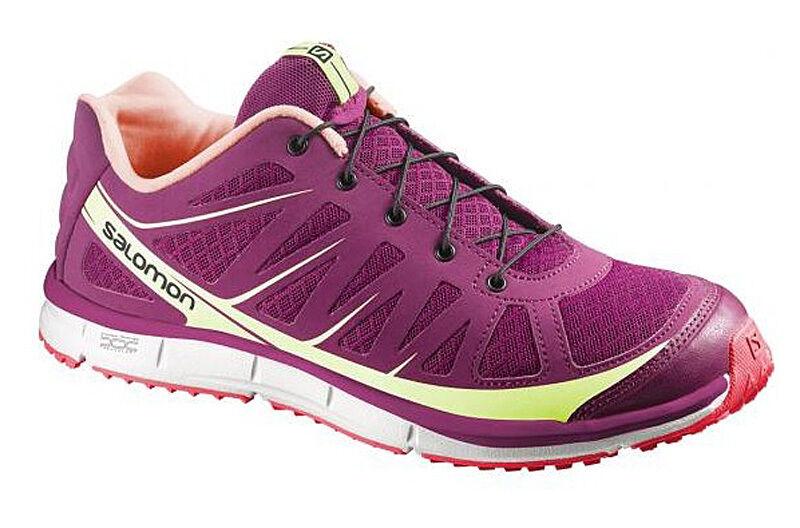 Sneaker Sneaker Women's Salomon Kalalau W, Purple, EAN 0887850506445