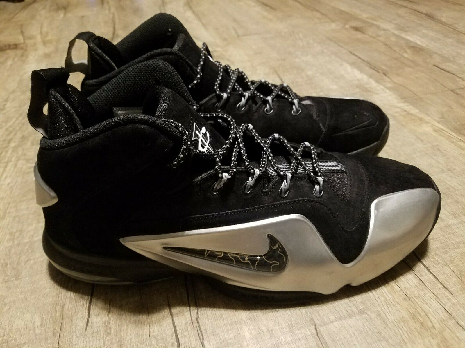 newest c6437 d7a37 Nike Zoom Penny VI 749629-002 Men Size 11