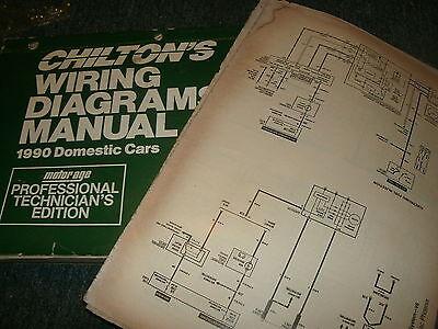 1990 eagle talon wiring diagram 1990 plymouth laser eagle talon wiring diagrams schematics manual  eagle talon wiring diagrams schematics