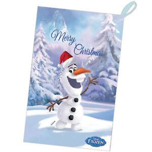 Fête de Noël Disney Frozen 45 cm Olaf Christmas Sack, multi