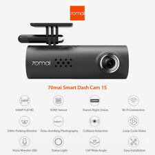 Global Xiaomi 70MAI Smart Dash Cam 130 Degree 1S Car DVR 1080P HD Car Recorder