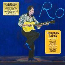 Rockabilly Rebels Volume 1 Sun/Icehouse Records Vinyl NEU OVP Yellow Ltd.Edt.
