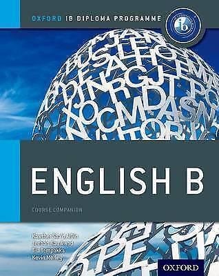Oxford IB Diploma Programme: English B Course Companion by Aldin, Kawther Saa'D|