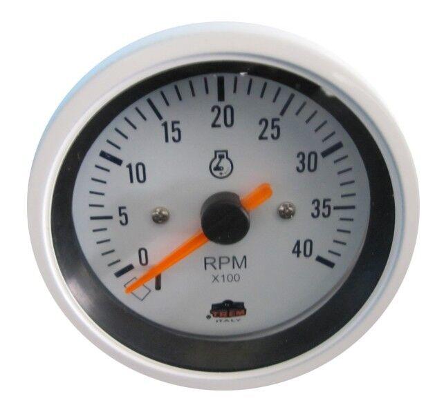 Drehzahlmesser Diesel Benzin Instrument Einbauinstrument  Ausf. n. u. Farbe n. Ausf. Wahl f5ac37