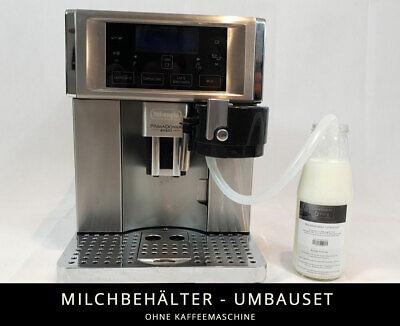 Schlauch Umbau Set für DeLonghi Milchbehälter ESAM 5500 5600 5700 Perfecta
