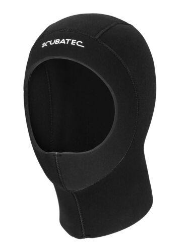 1mm ScubaTec Neopren Haube Kopfhaube Tauchen