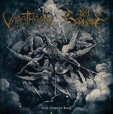 Varathron / Den Saakaldte - Split ++ PIC-EP ++ NEU !!