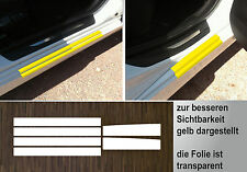 Lackschutzfolie transparent Einstiege Türen passgenau für BMW 5er F10 + F11