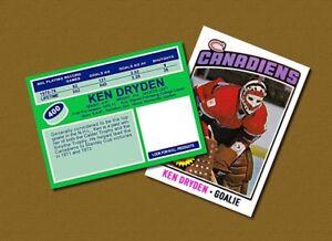 Ken-Dryden-Montreal-Canadiens-Custom-Hockey-Card-1975-76