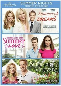 Summer-Nights-Triple-Feature-3-DISC-SET-REGION-1-DVD-New