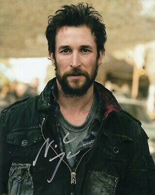 falling Skies Noah Wyle Signed Tv Show 8x10 *tom Mason* Photo W/coa #1 Beautiful In Colour