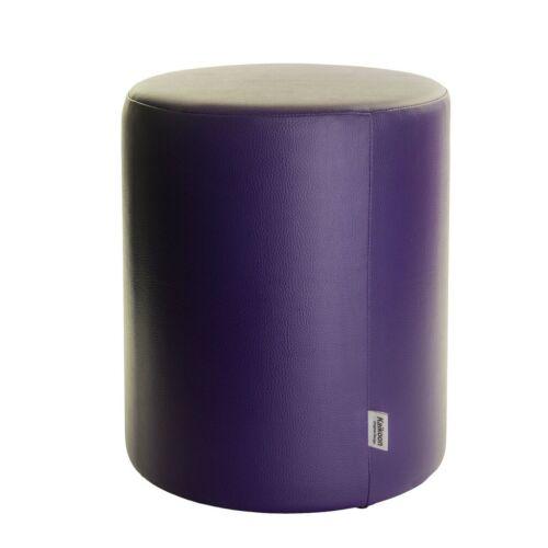 Sitzhocker Sitzwürfel Hocker Würfel Cubes Messe lila Ø 34 cm x 34 cm KAIKOON Neu