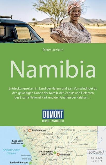 DuMont Reise-Handbuch Reiseführer Namibia von Dieter Losskarn (2016, Taschenbuc…