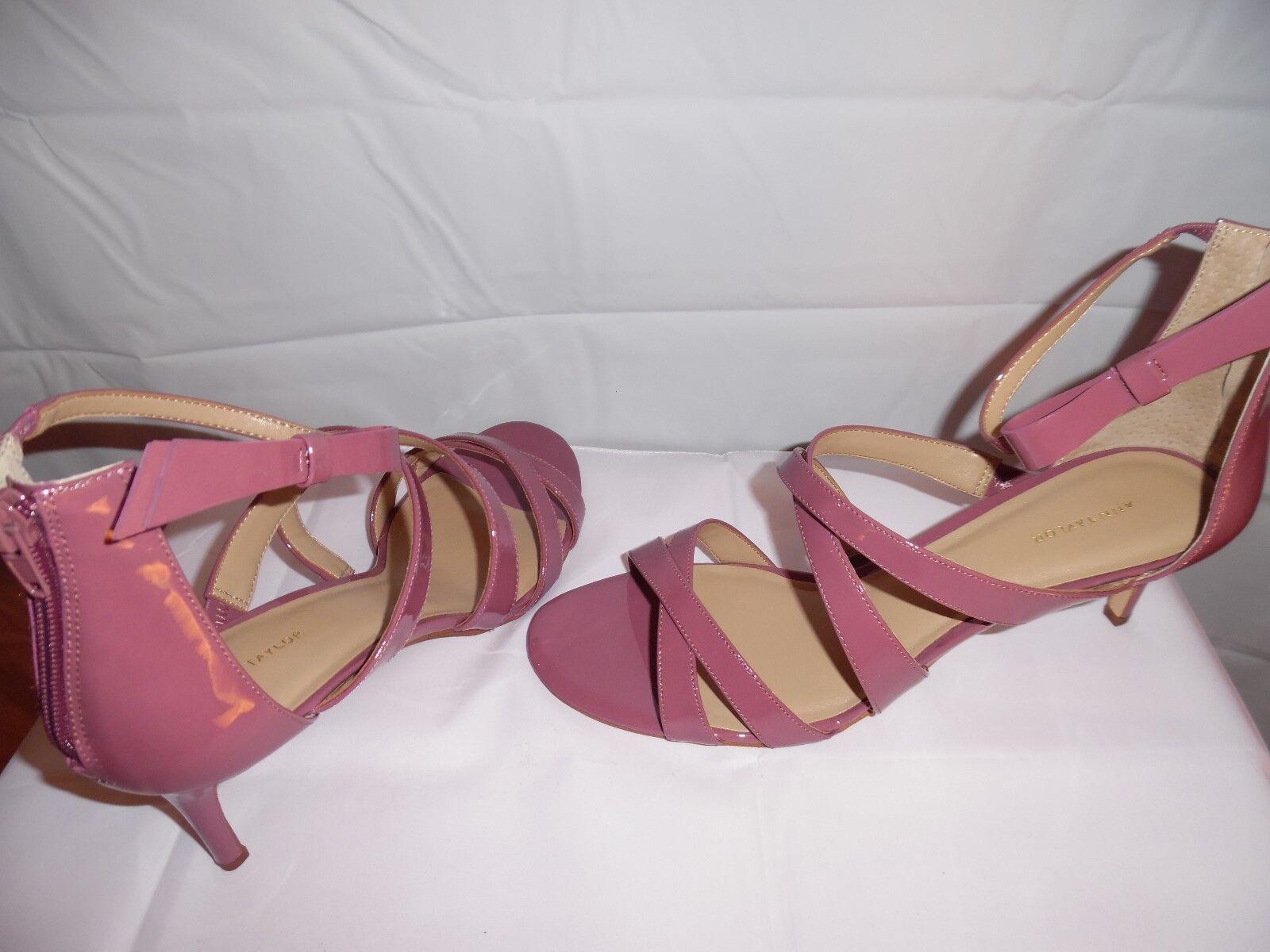 ann taylor women kelli bow lie pink pumps size 11