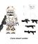 miniature 16 - STAR WARS Minifigures custom tipo Lego skywalker darth vader han solo obi yoda