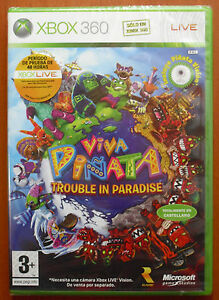 Viva-Pinata-2-Trouble-in-Paradise-Xbox-360-One-Pal-Espana-NUEVO-A-ESTRENAR