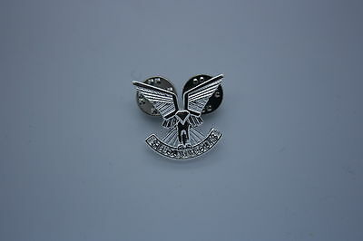 RHODESIAN RHODESIA ARMY SELOUS SCOUTS LAPEL PIN BADGE