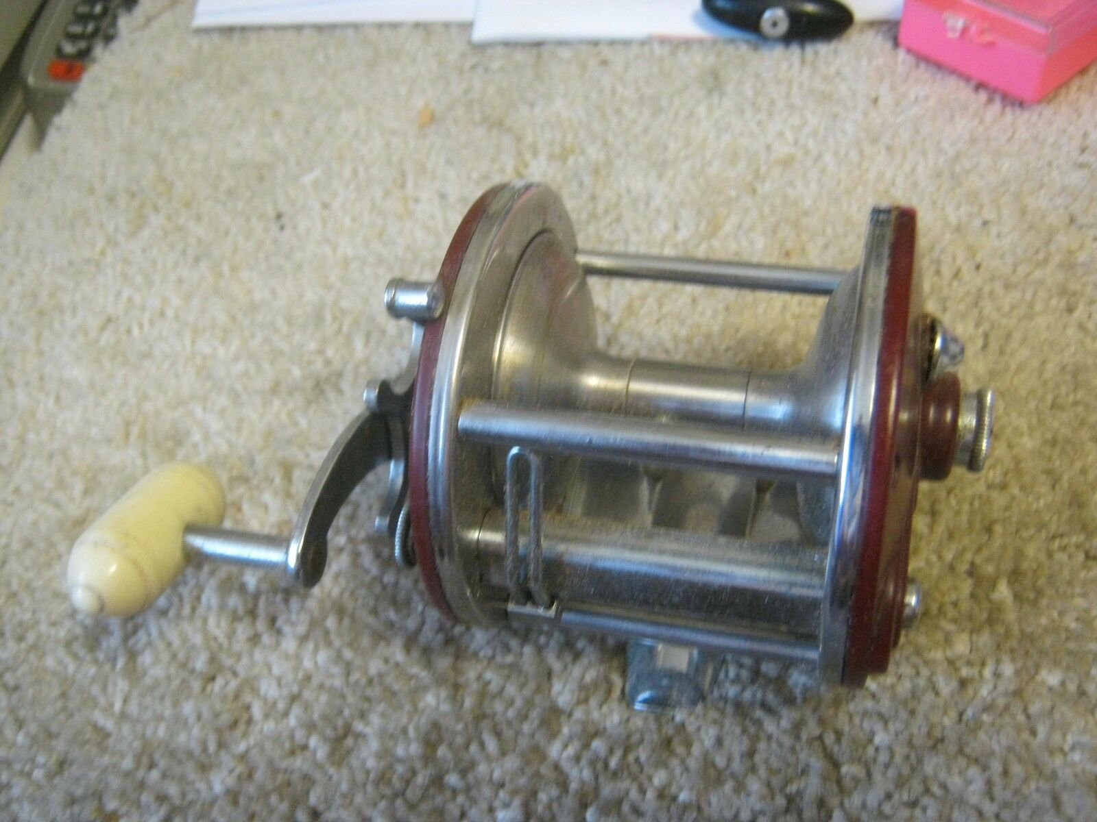 PENN PEER NO. 209 LEVELWIND FISHING REEL MADE IN  USA  large selection