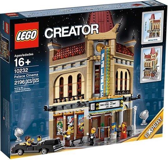 Lego 10232 Set Modular Buildings Palace Cinema Kino Filmpalast NEU NEU NEU NEW 3a094b