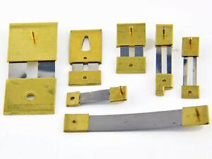 Uhren & Schmuck Juwelier- & Uhrmacherbedarf Diverse Pendelfedern Für Regulateure Hausuhren Antikuhren Uhren Suspensions Gut FüR Energie Und Die Milz