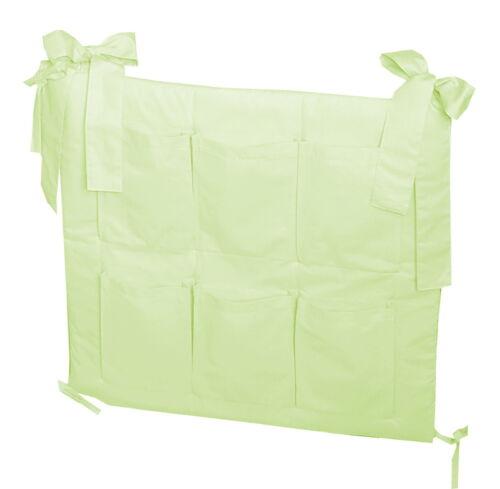 Betttasche 60x60 cm Spielzeugtasche für Babybett Kinderbett 6 Varianten Neu
