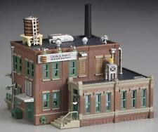 NEW Woodland Scenics Clyde & Dale s Barrel Factory N BR4924