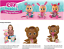 thumbnail 23 - NEW Cry Babies LAMMY LALA CONEY BONNIE LEA Baby Doll Girls Toy or AAA Batteries