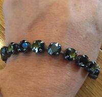 Sabika Edition Big Apple Rhinestone Fun Bracelet Winter 2014