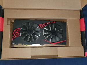 ASUS-Rog-STRIX-Radeon-RX-570-O4g-Gaming-OC-Edition-Gddr5-DP-HDMI