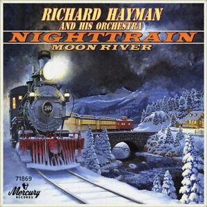 7-034-RICHARD-HAYMAN-Night-Train-Moon-River-Breakfast-At-Tiffany-039-s-MERCURY-1961