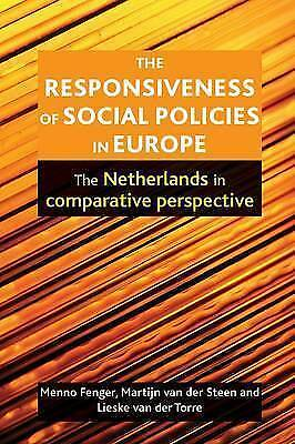 1 of 1 - The Responsiveness of Social Policies in Europe: The Netherlands in Comparative