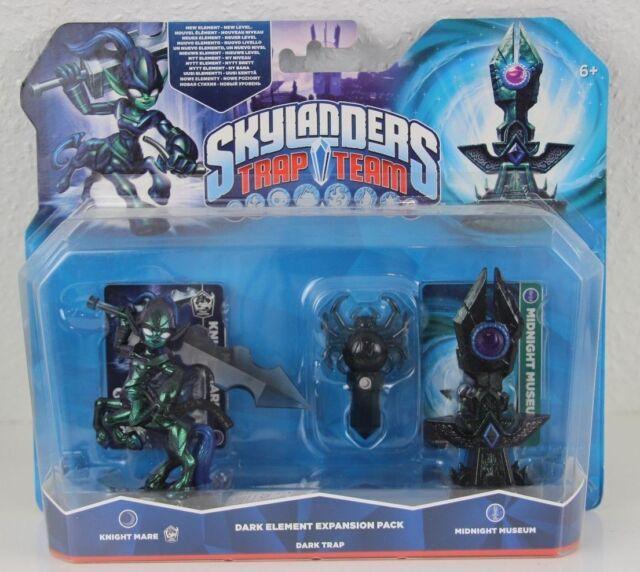 Dark Element Expansion Pack Skylanders Trap Team Schatten Level Erweiterung B-Wa