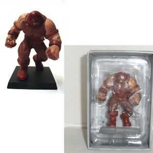 JUGGERNAUT-Lead-METAL-Figure-SPECIAL-EAGLEMOSS-Marvel-Collection-MINT-BOX-No-Mag