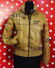 SILVIAN HEACH size M jacket  bomber lightweight women ITALY BRAND