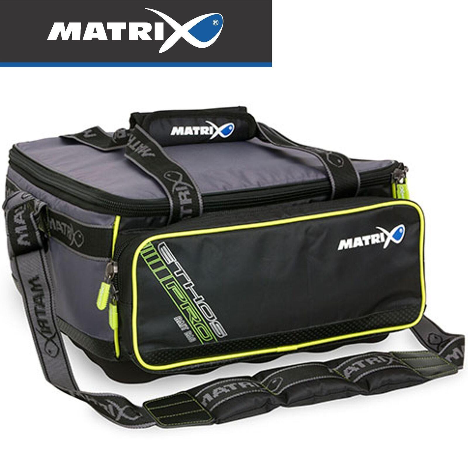 Matrix Pro Ethos Bait bag 40x40x21cm - Ködertasche zum Feedern & Stippen, Tasche