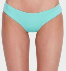 Billabong-SOL-SEARCHER-Womens-Hawaii-Low-Bikini-Bottoms-Medium-Pool-Blue-NEW