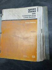 Case 580k Construction King Loader Backhoe Parts Catalog
