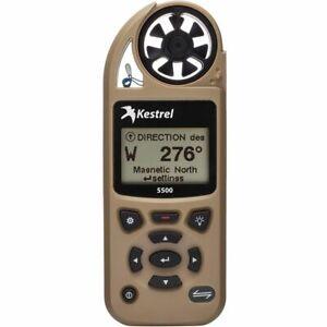 Kestrel-5500-Weather-Environmental-Meter-DESERT-TAN-0855TAN-Dealer